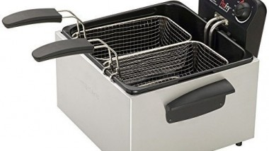 Review: Presto 05466 Stainless Steel Dual Basket Pro Fry Immersion Element Deep Fryer