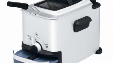 Review: T-fal FR7008 Ultimate EZ Clean 2.65-Pound / 3.3-Liter Stainless Steel Immersion Deep Fryer