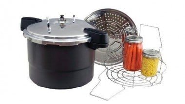 Review: Granite Ware 0730-2 Pressure Canner/Cooker/Steamer, 20-Quart