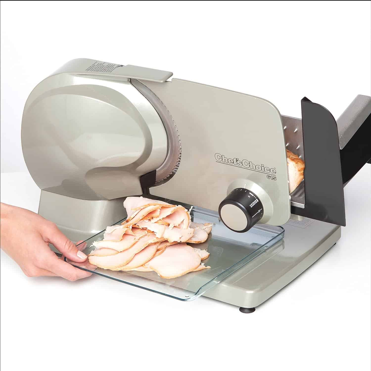 Buying Made Easy With Our Meat Slicer Reviews - Appliances Reviewed